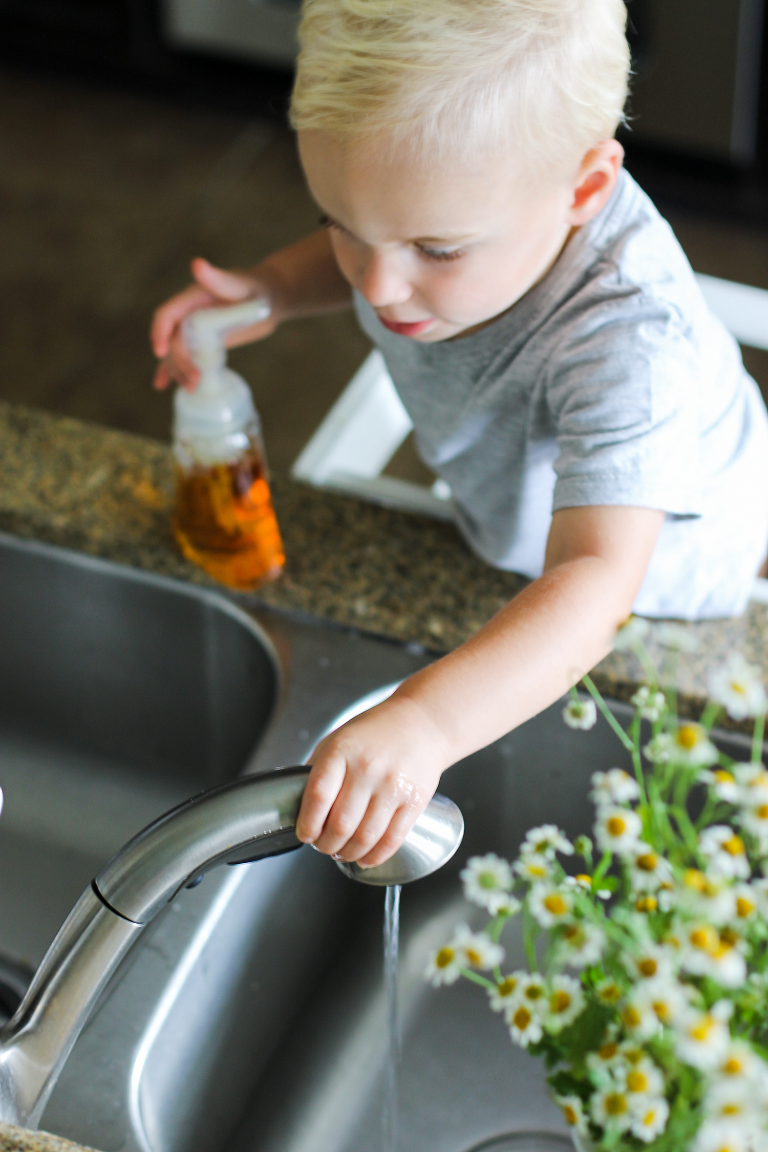 Toddlers in the Kitchen: My Diary of Us