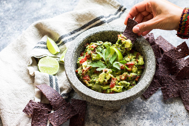 Easy Homemade Guacamole: My Diary of Us