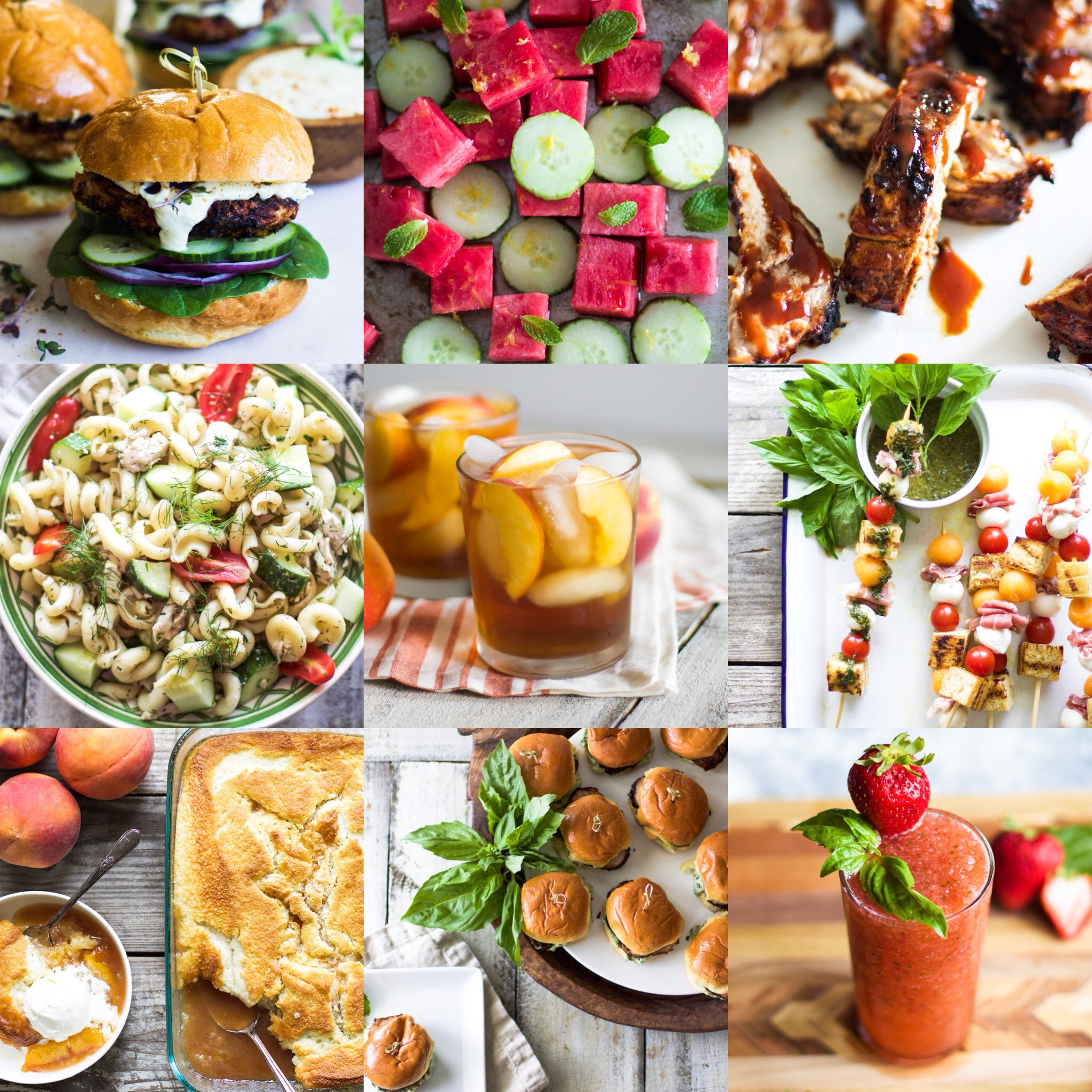 Memorial Day Recipes: My DIary of Us