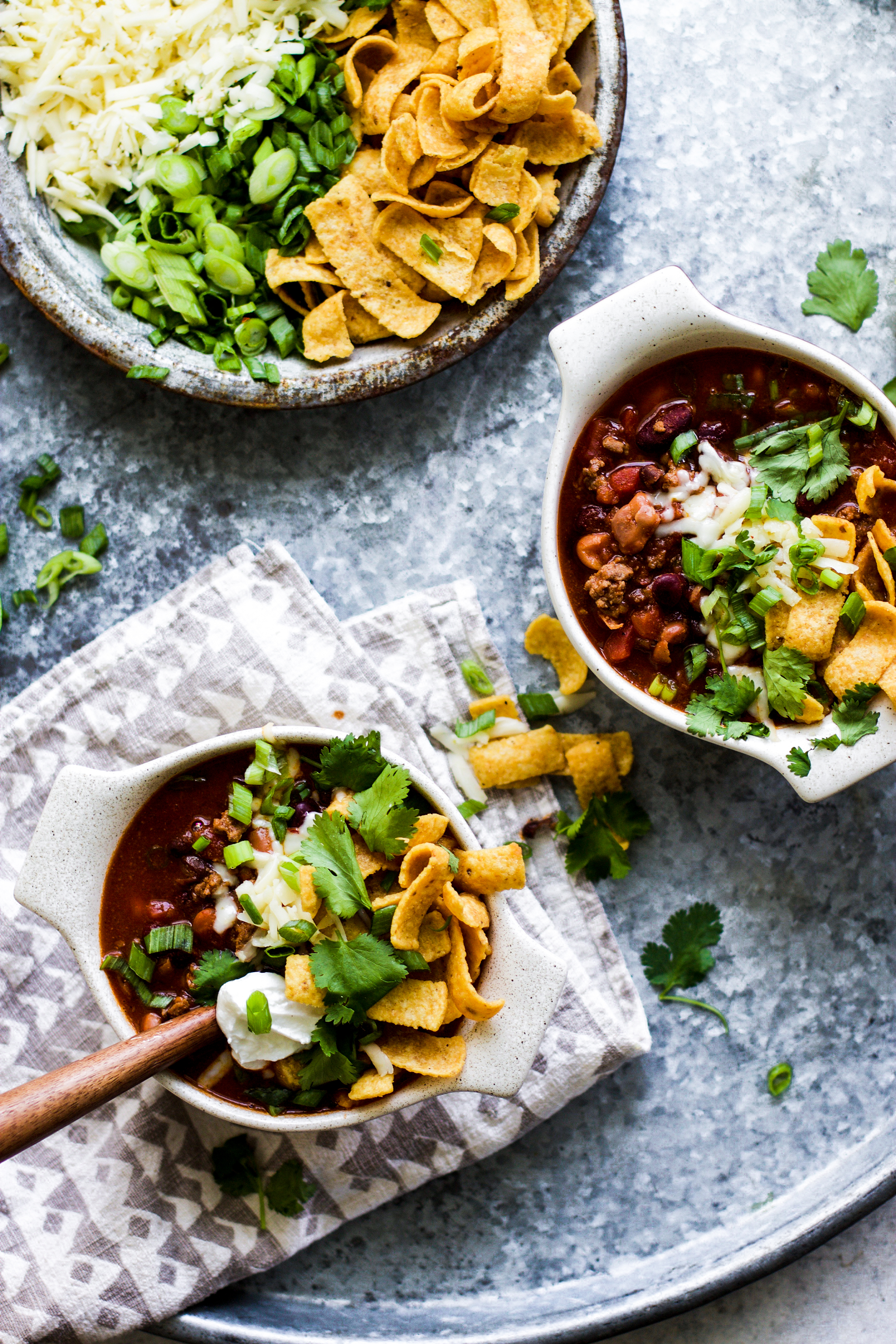 Easy Homemade Beef Chili: My Diary of Us