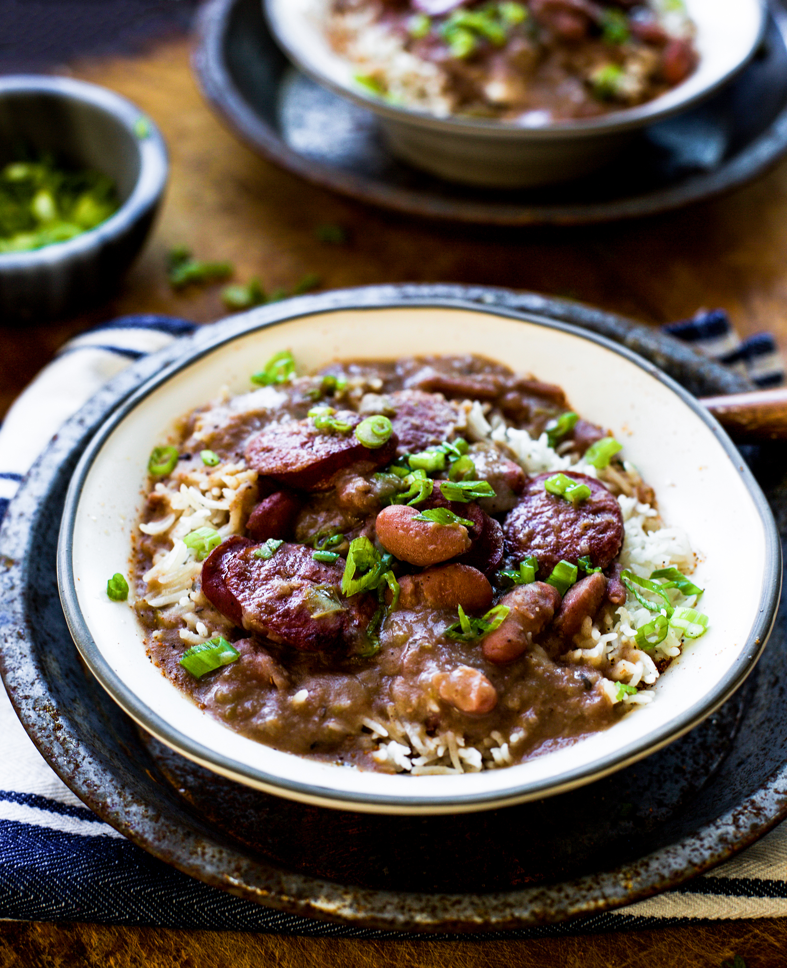 Easy Red Beans and Rice: My Diary of Us