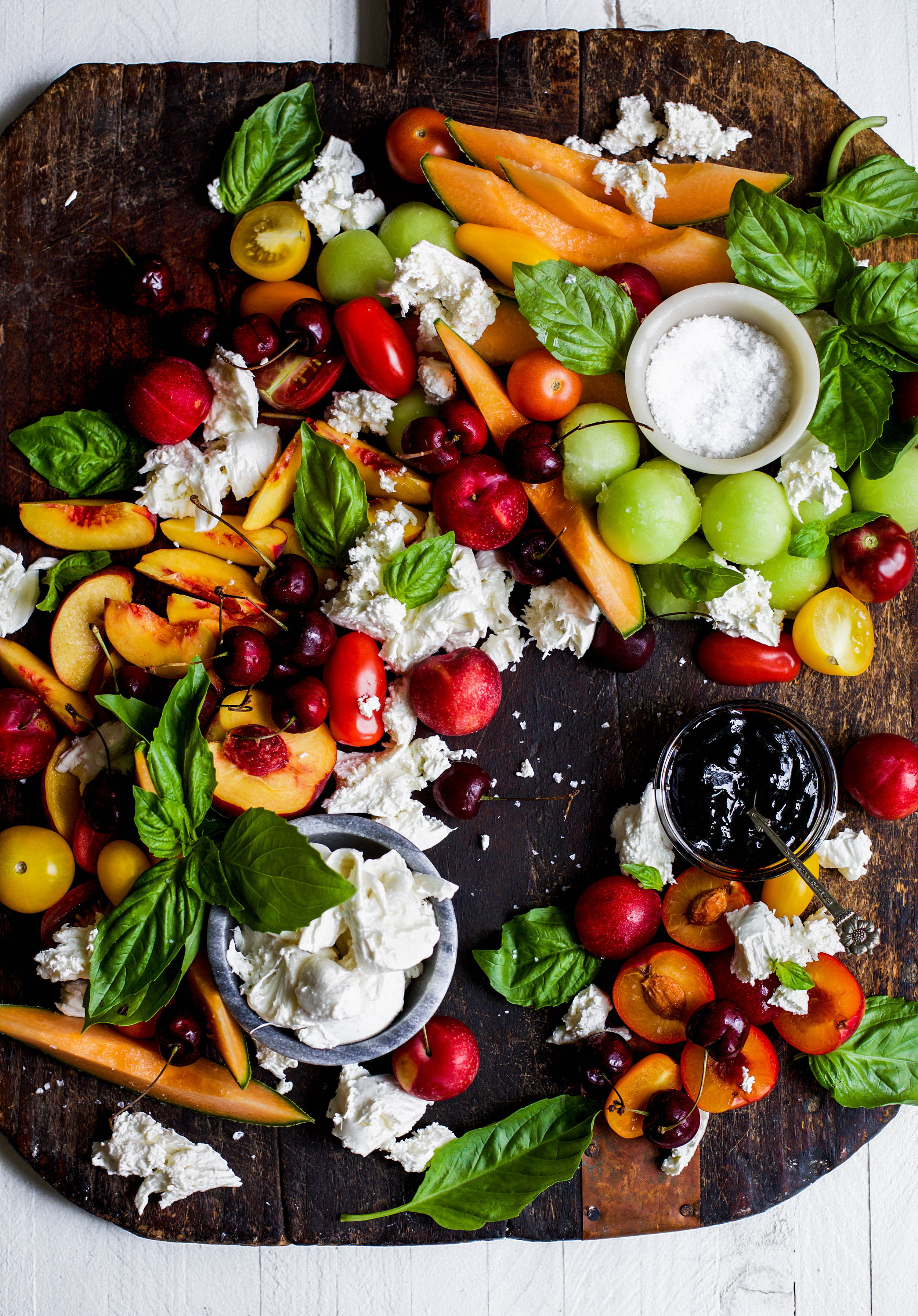 The Ultimate Summer Caprese Platter