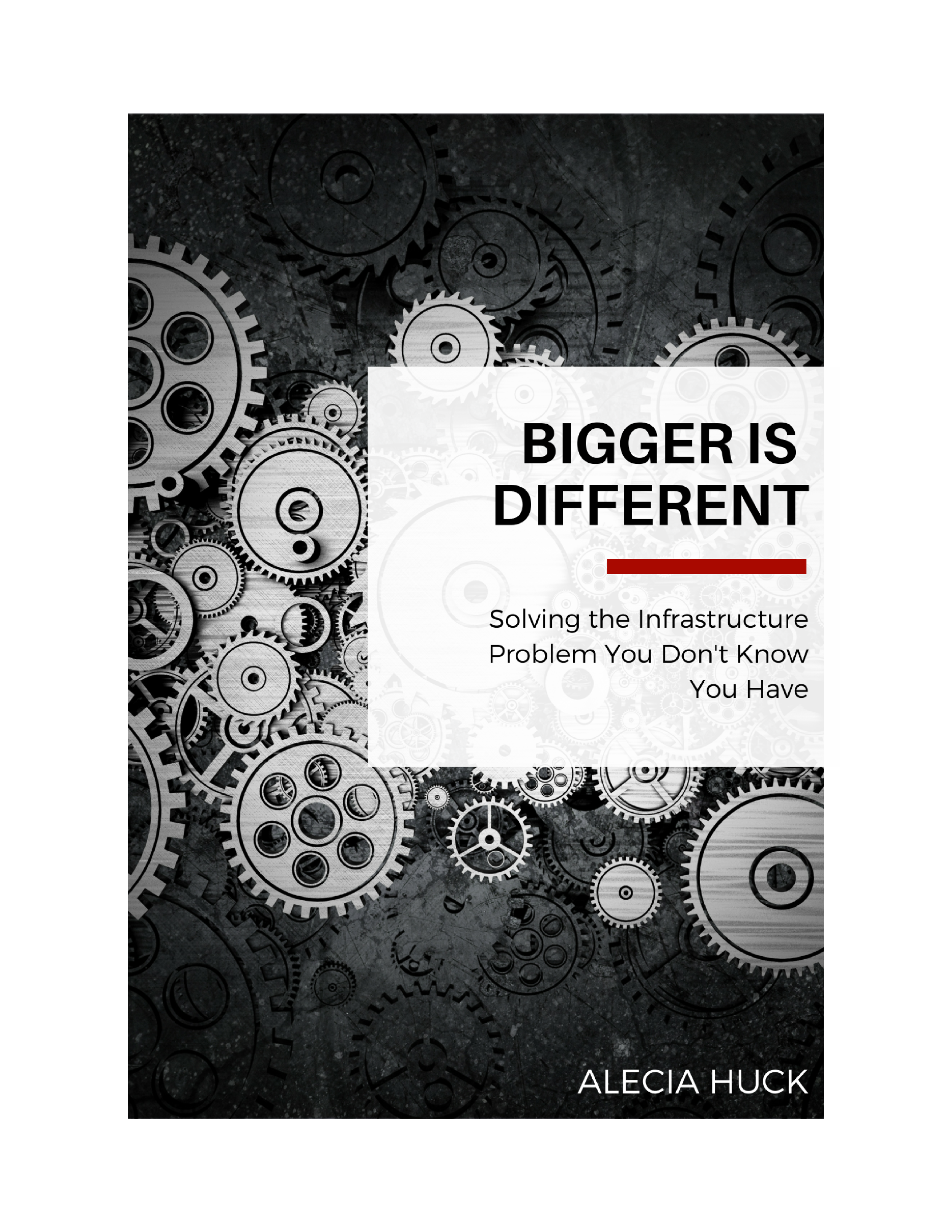Bigger is Different Cover