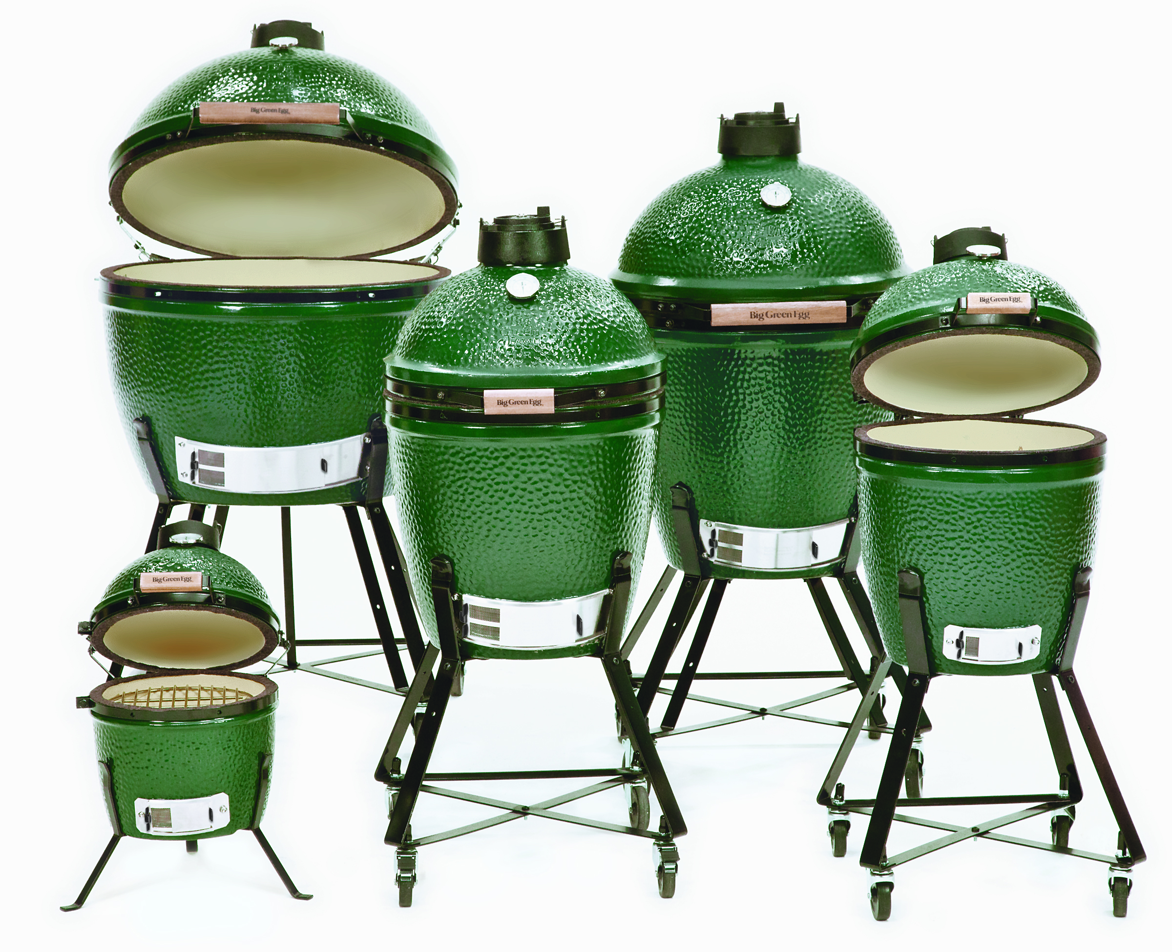 Big Green EGGs and Accessories