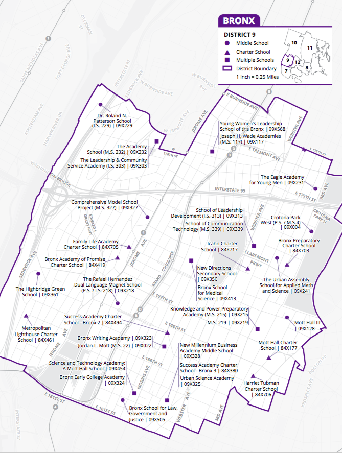 Bronx District 9 -