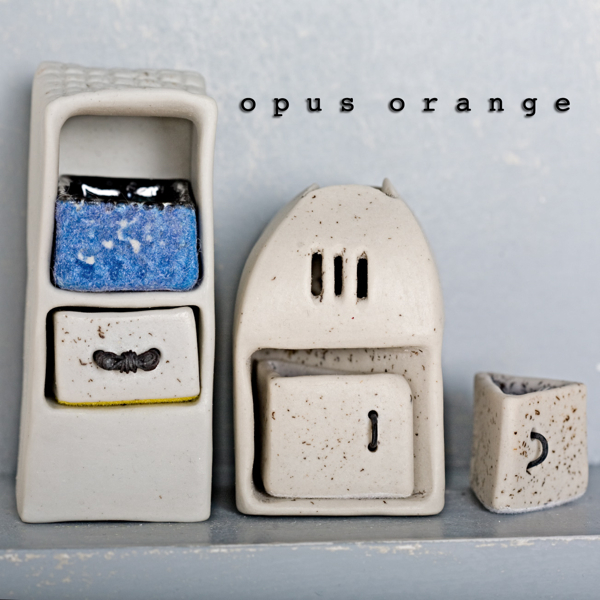 OPUS ORANGE EP (2010) PURCHASE  |   iTunes     |     Bandcamp     STREAM  |   Spotify     |     Soundcloud