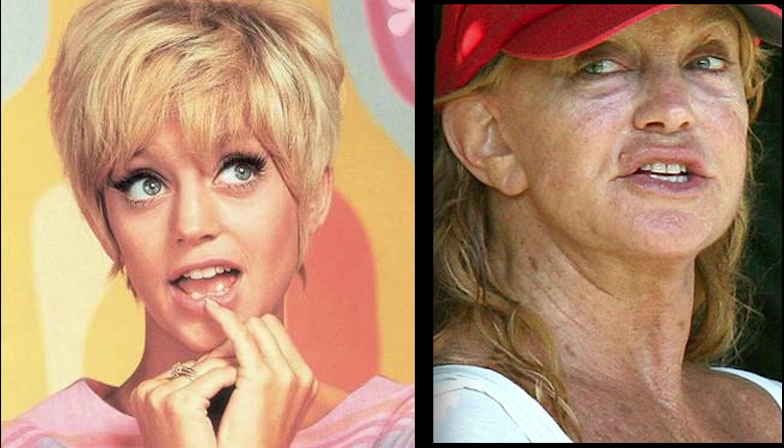 Goldie Hawn - actress