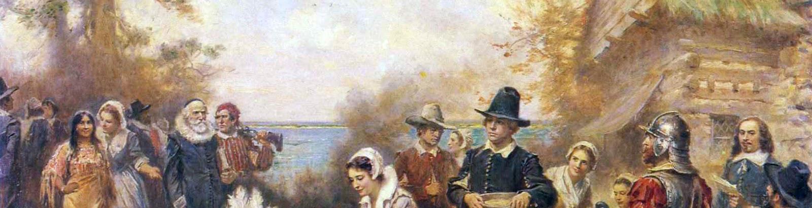 pictureicon-jean-leon-gerome-ferris-the-first-thanksgiving-1621-ca-1932.jpg