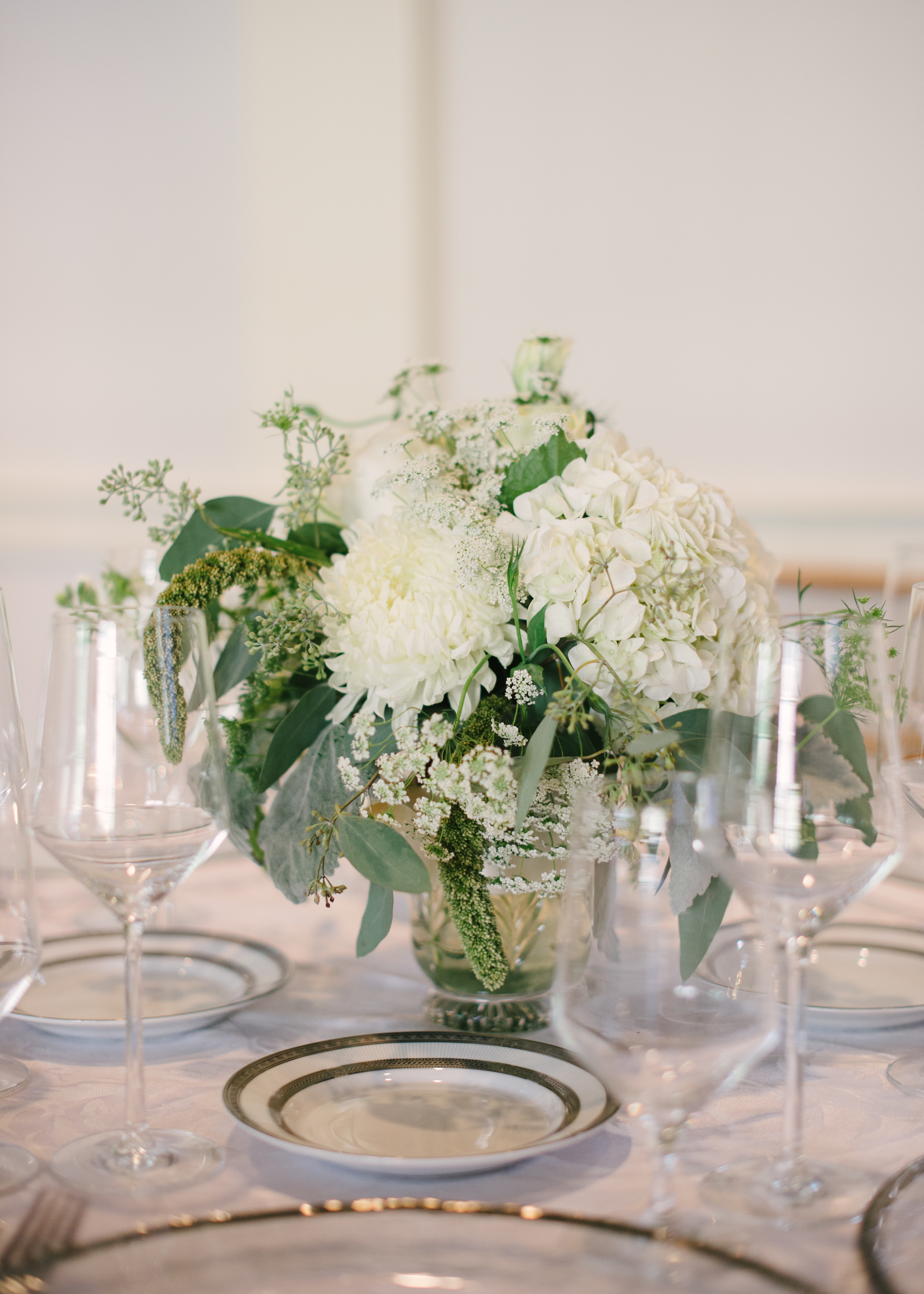 {Table setting by Polished!}