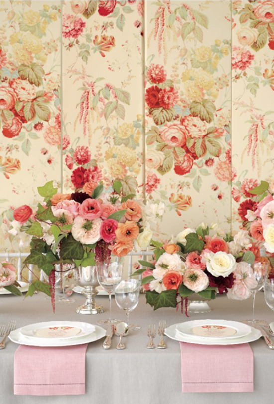 Lauren M. Creative Blog - Floral Print Trend