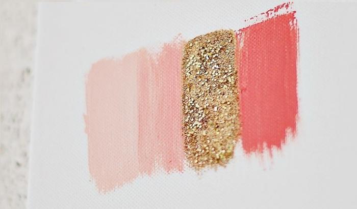 Lauren M. Creative Blog - Pink + Gold