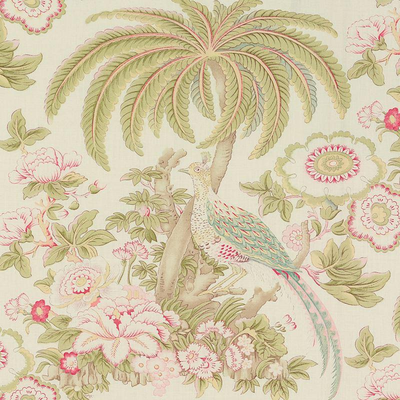 Thicket Bright Bloom  by f. Schumacher