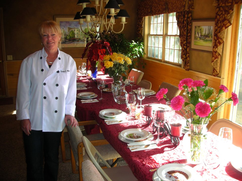 Chef Arlene selects the finest and friendliest guest chefs to teach intimate cooking courses in her home. Menus span an array of cultures, cuisines, and experience levels.