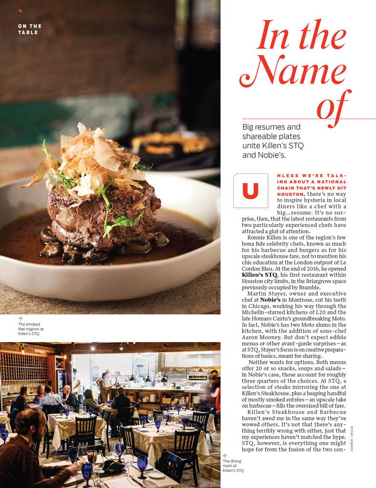 Houstonia Magazine