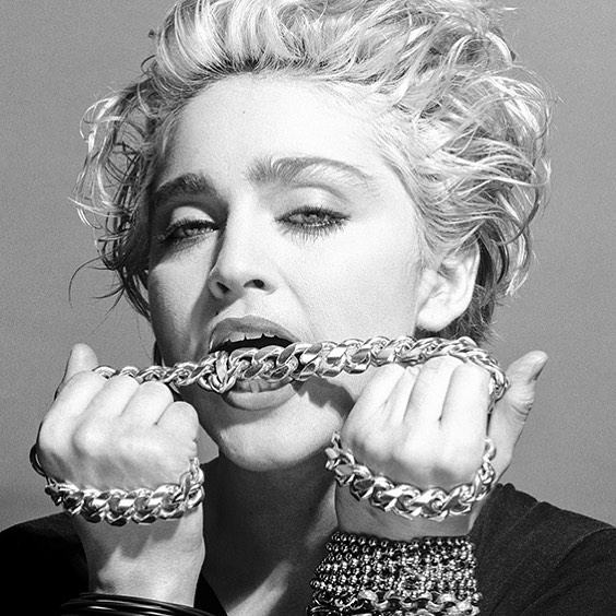 #Madonna @apertureaustralia #talkbyme #april #comeondown