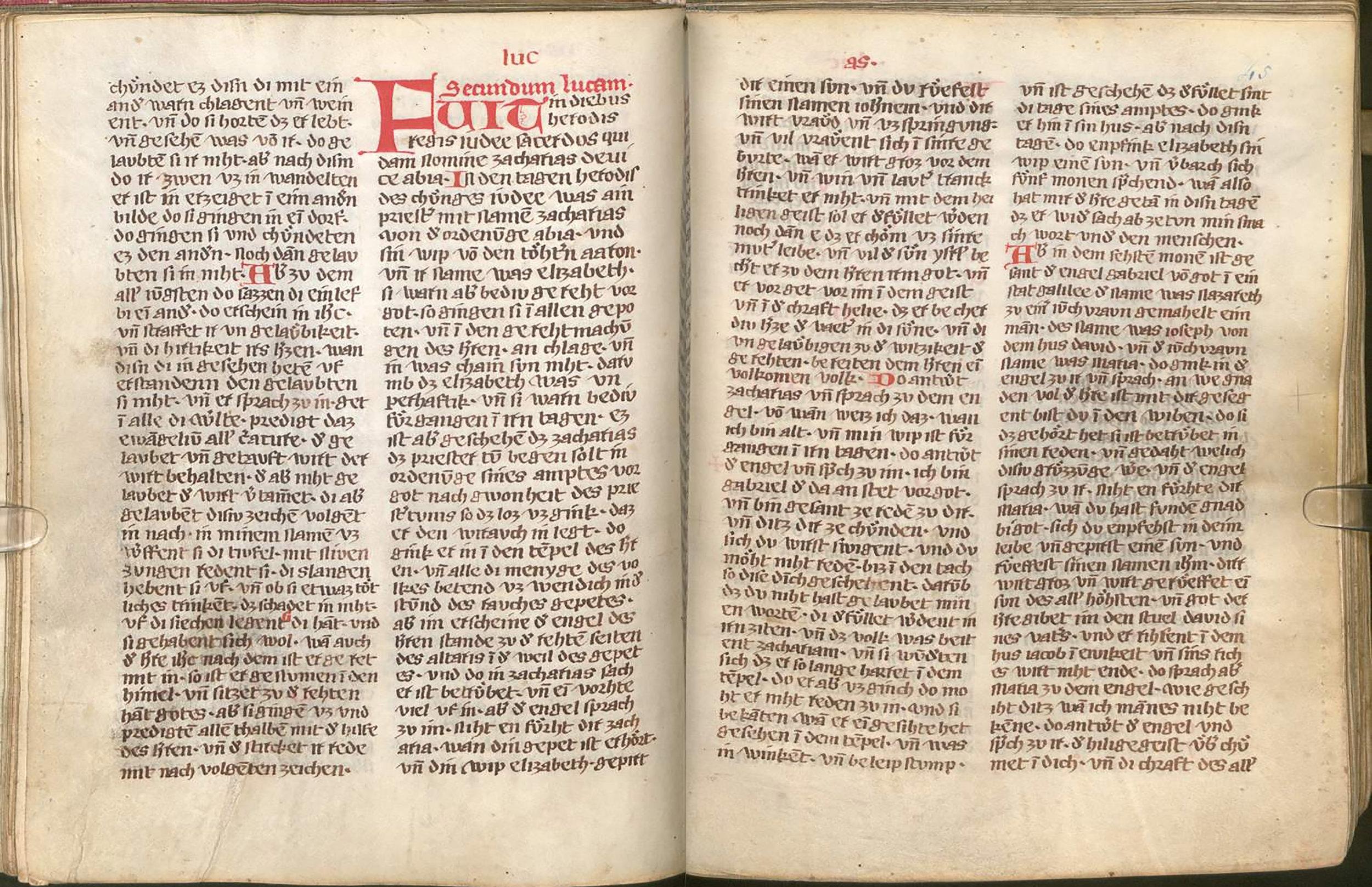 AUGSBURG BIBLE
