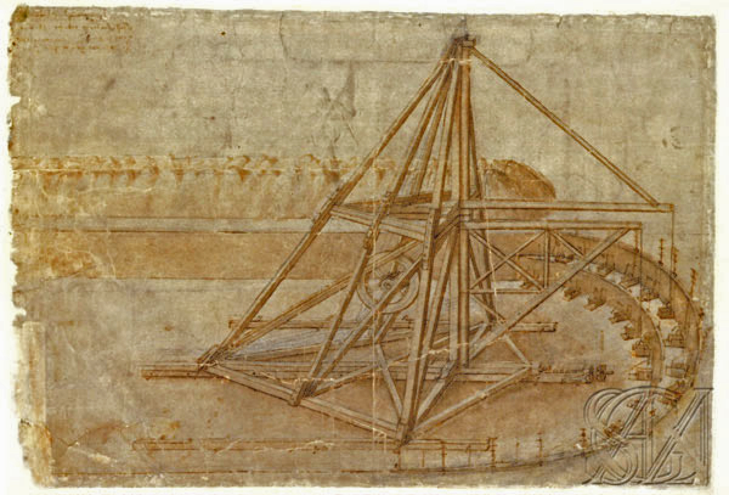 CODEX ATLANTICUS, DA VINCI
