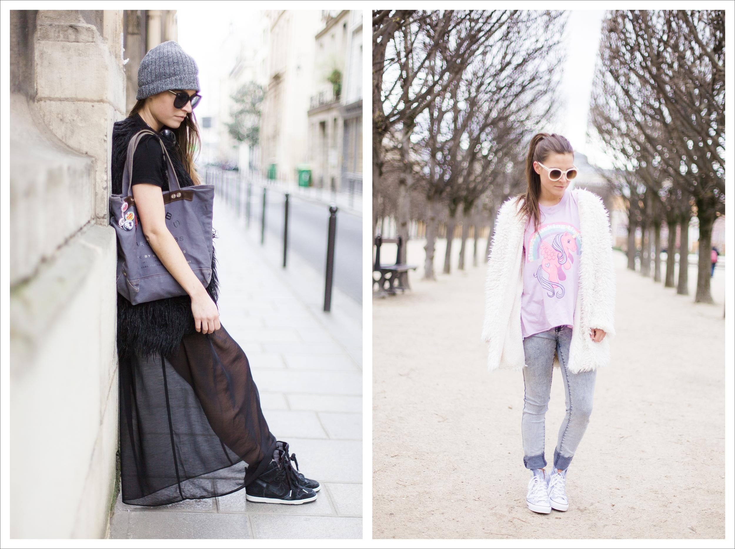 Photoshoot Paris France