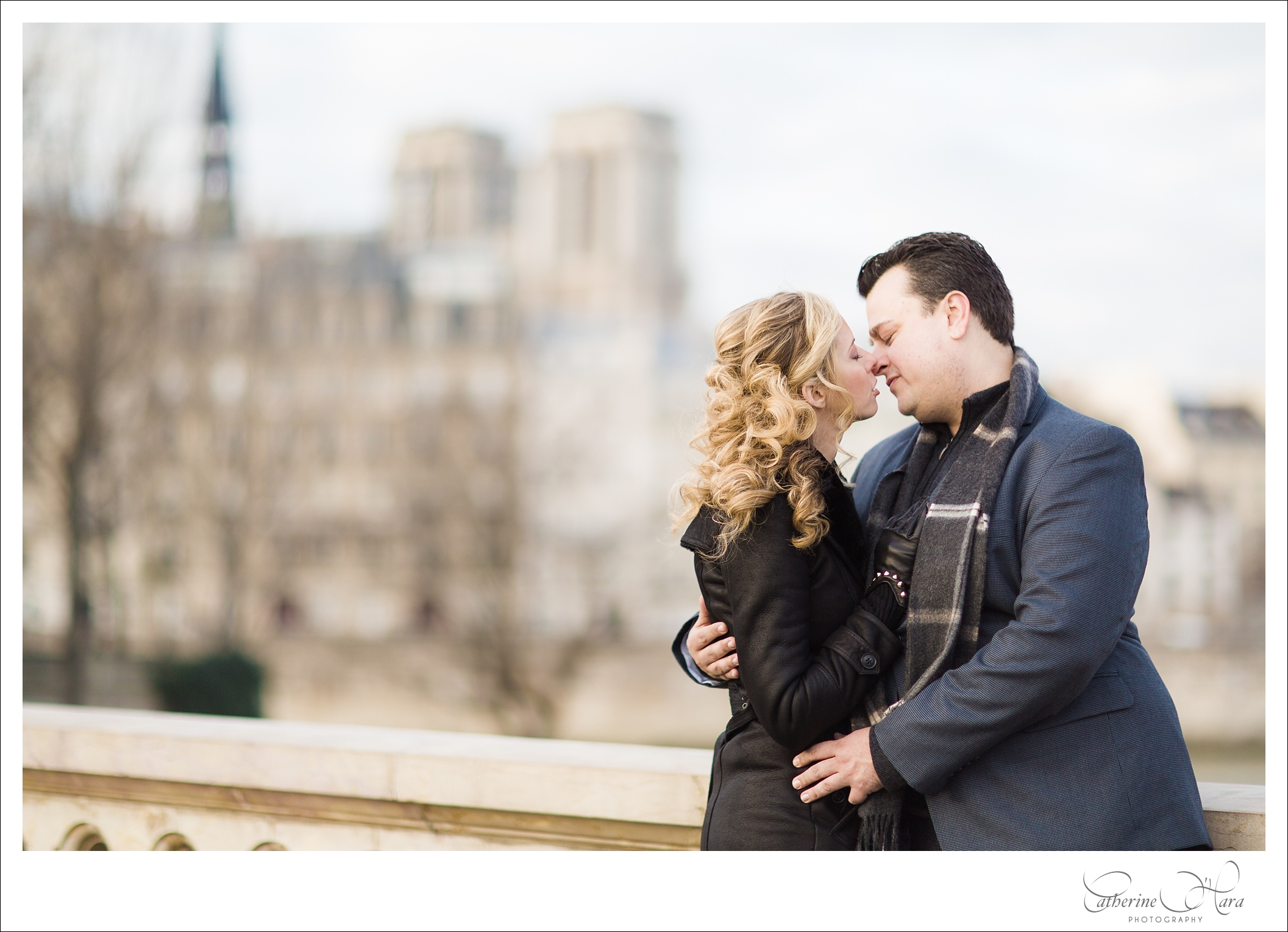 English Speaking Wedding Photographer in Paris, France