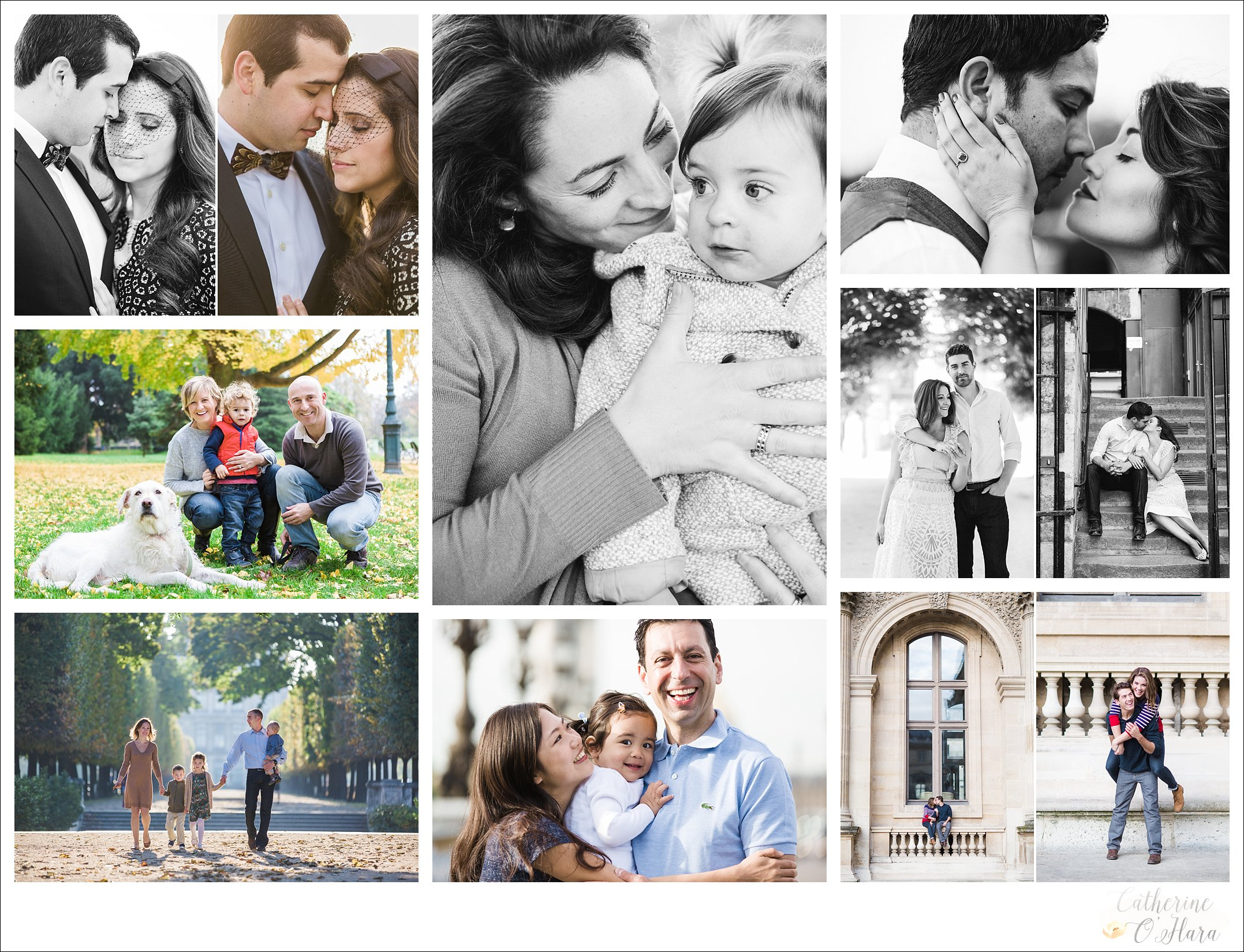 english speaking wedding photographer paris