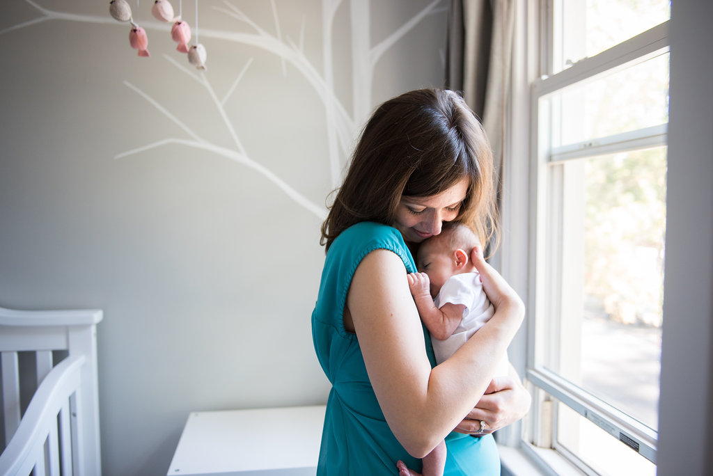 Washington DC Newborn Photography