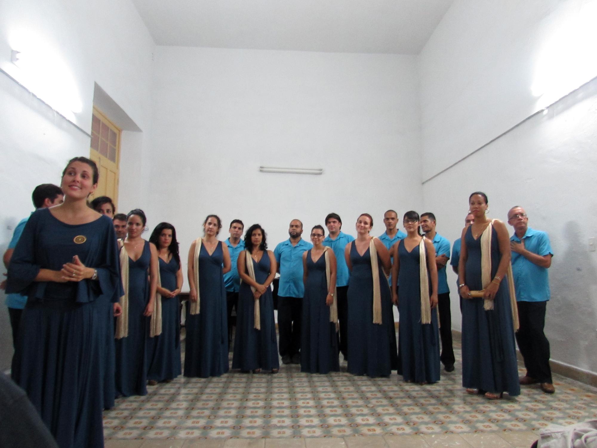 Cienfuegos Choir