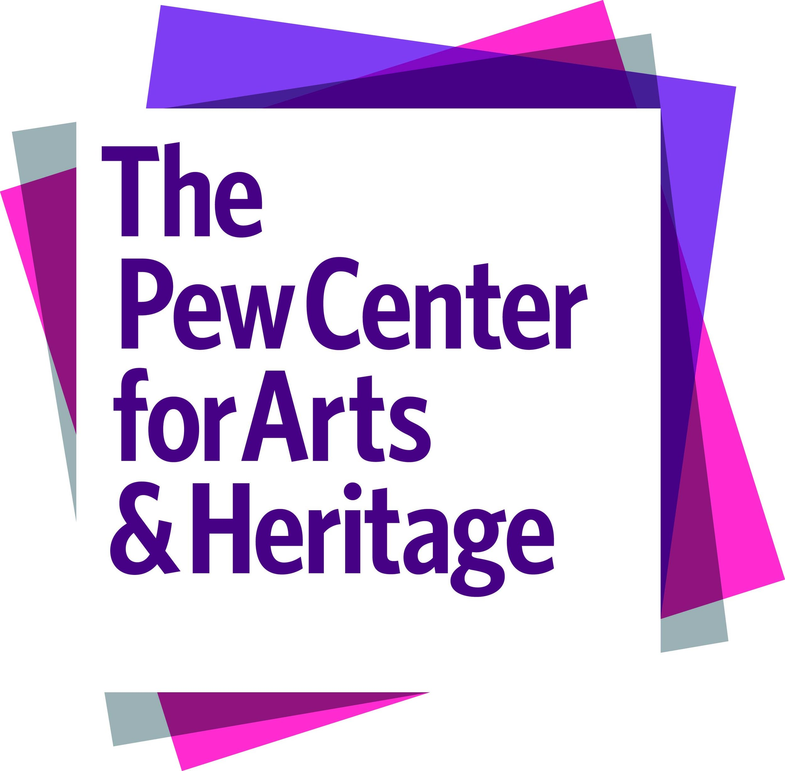 - Major support for the project has been provided by The Pew Center for Arts & Heritage.