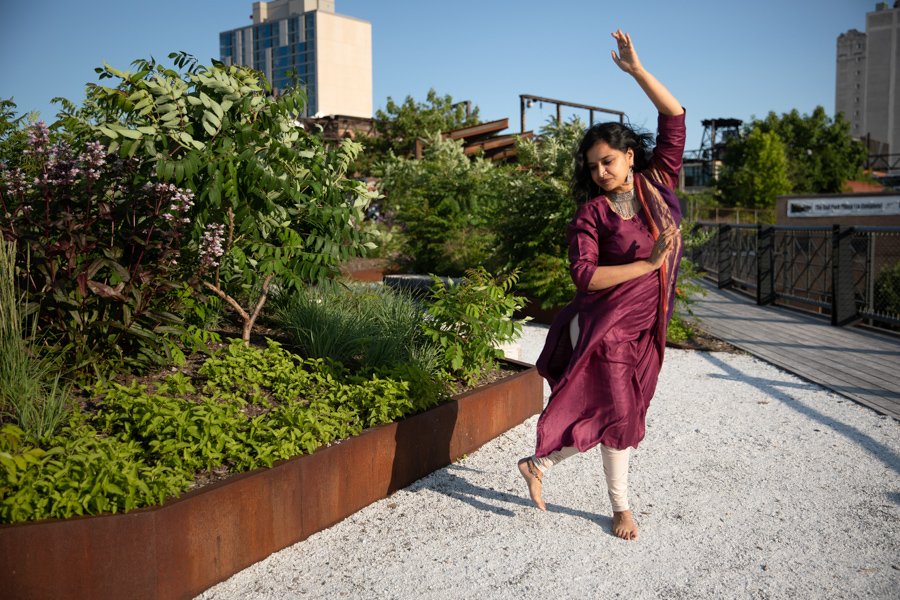 Pallabi Chakravorty. Photo: Steve Weinik.