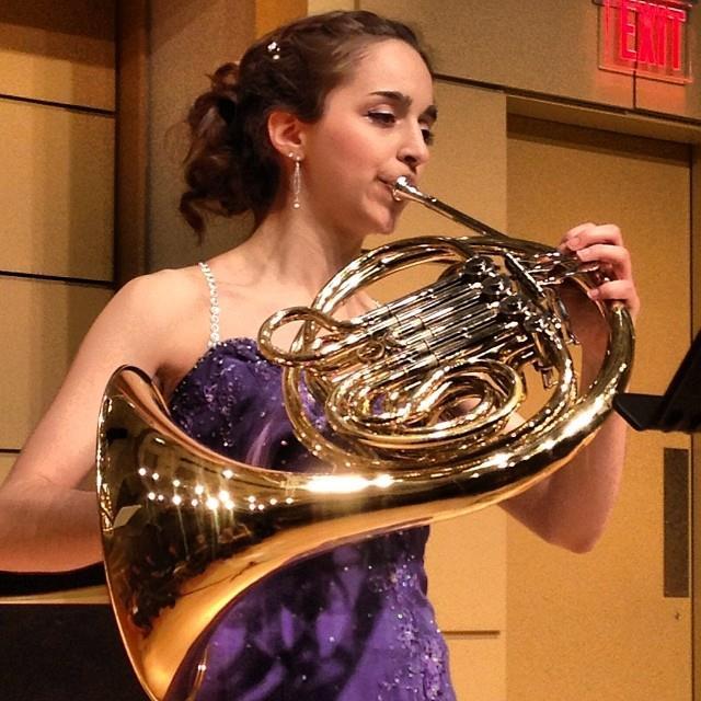 Senior Horn Recital