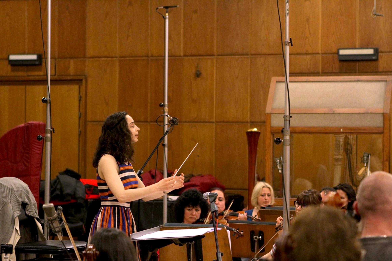 "Conducting ""Far From Starkweather"""