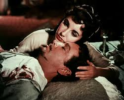 Robert Taylor and Elizabeth Taylor starred in the movie.