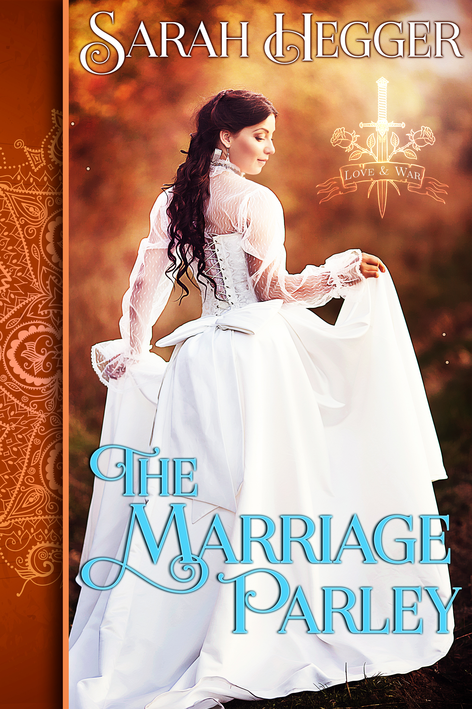 Available Now - A medieval romance novella. (New Cover)Two families locked in a bloody and endless conflict. The king's demand for a marriage of convenience to end the war. And a man and a woman, both determined to make their union work.