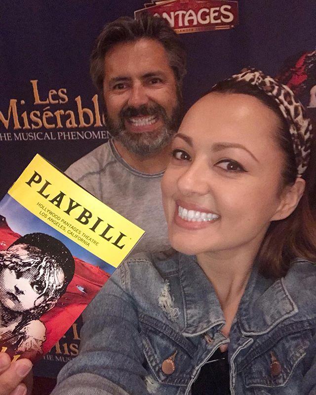 🎶I dreamed a dream in time gone by... 🎶 . . . #lesmiserables #musical #TheAdventuresOfPapaPeteandNoel