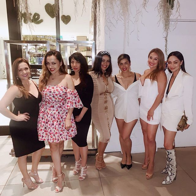 This Bride Crew does not play!!! Had so much fun with you beauties and I cannot wait to do it all again soon! . . . #bachlorettebash #miami #💃🏻