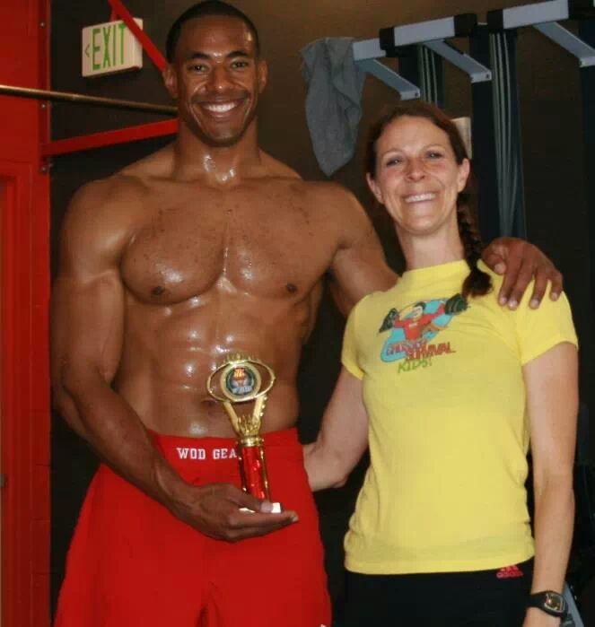 1st Place @ Crossfit Survival Grand Opening Competition-April 2013