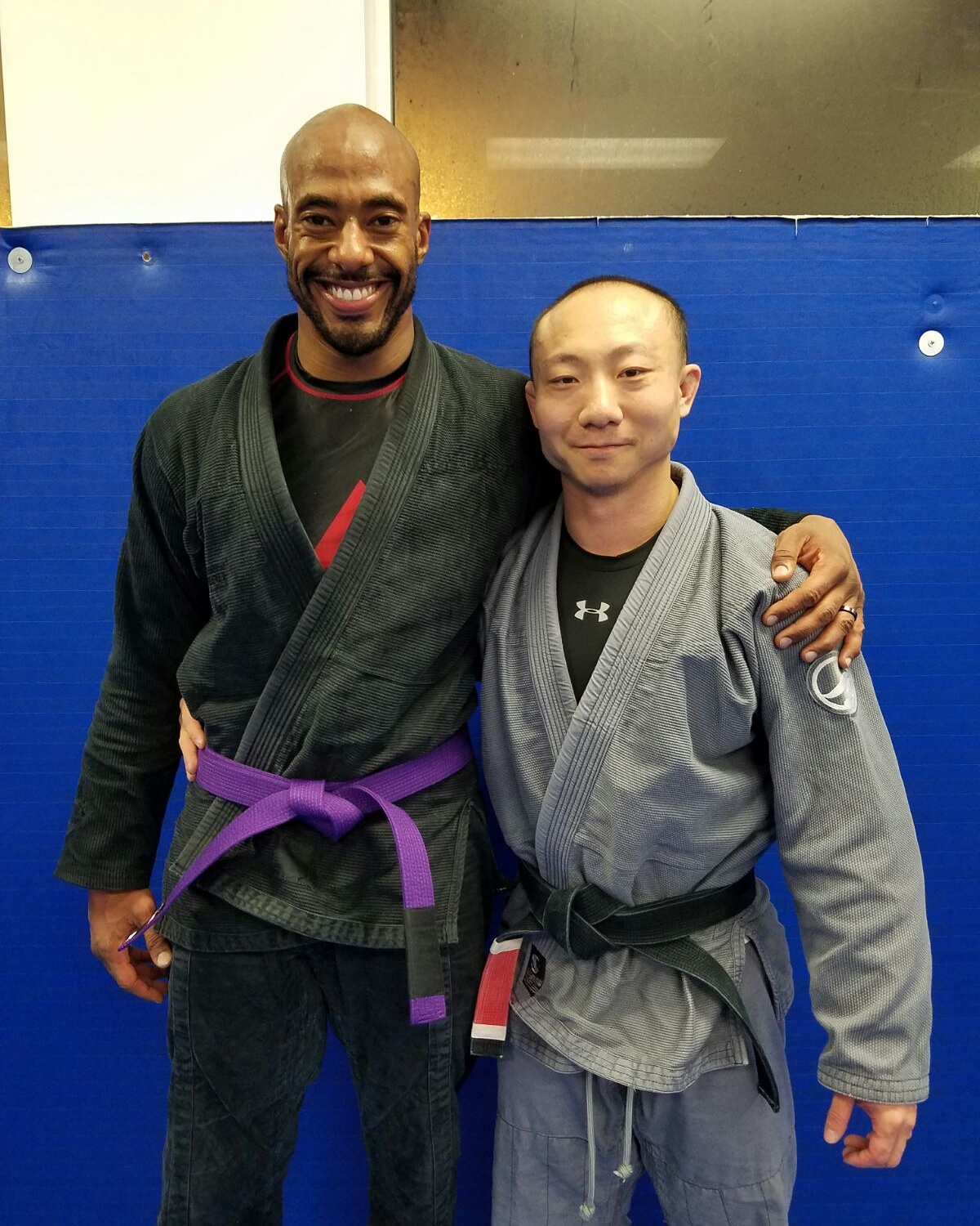 Purple Belt Promotion 12/2016