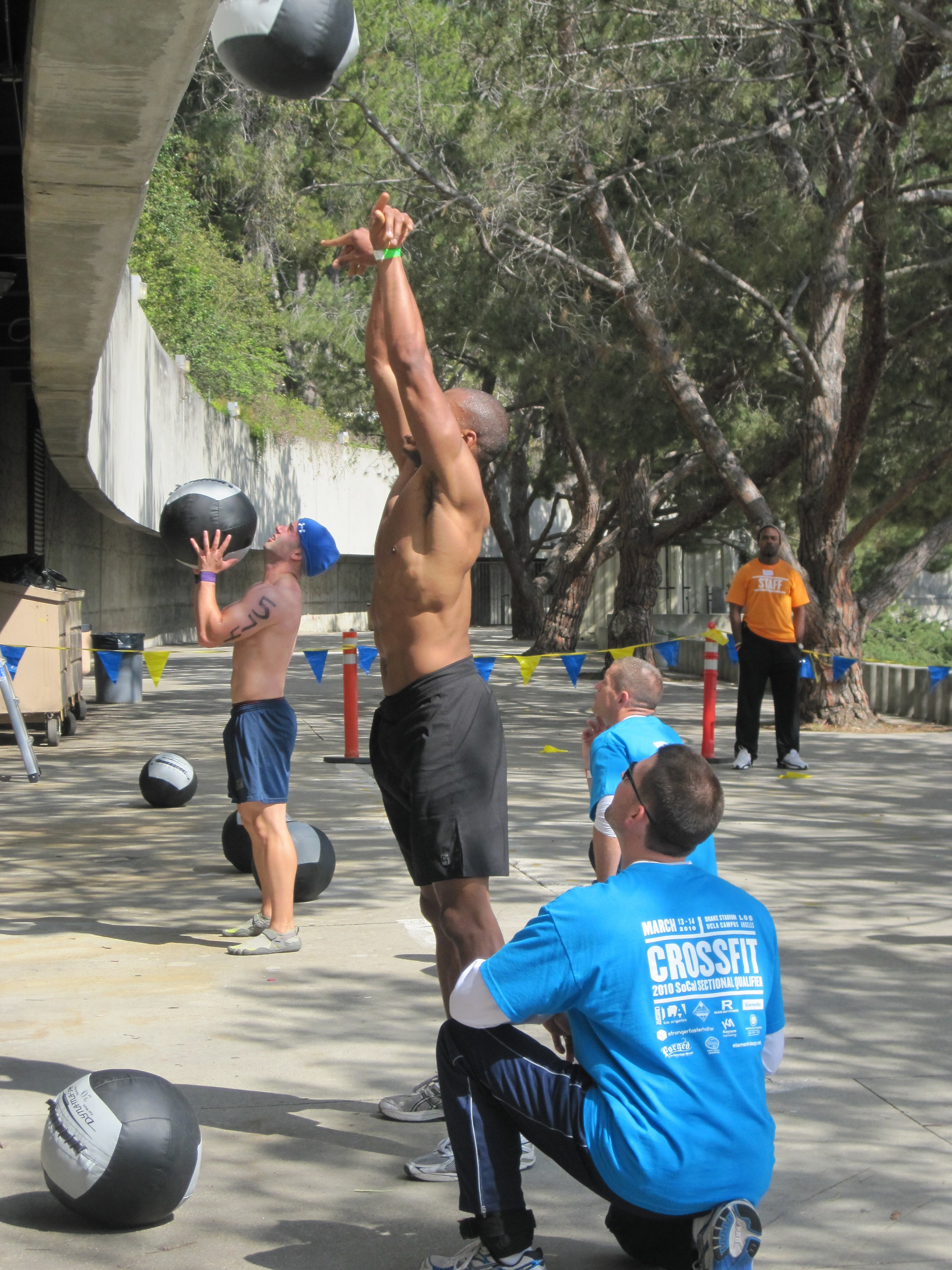 Crossfit Sectionals 2010