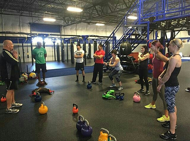 International Kettlebell Fitness Federation, Certified KB Teacher Course #2
