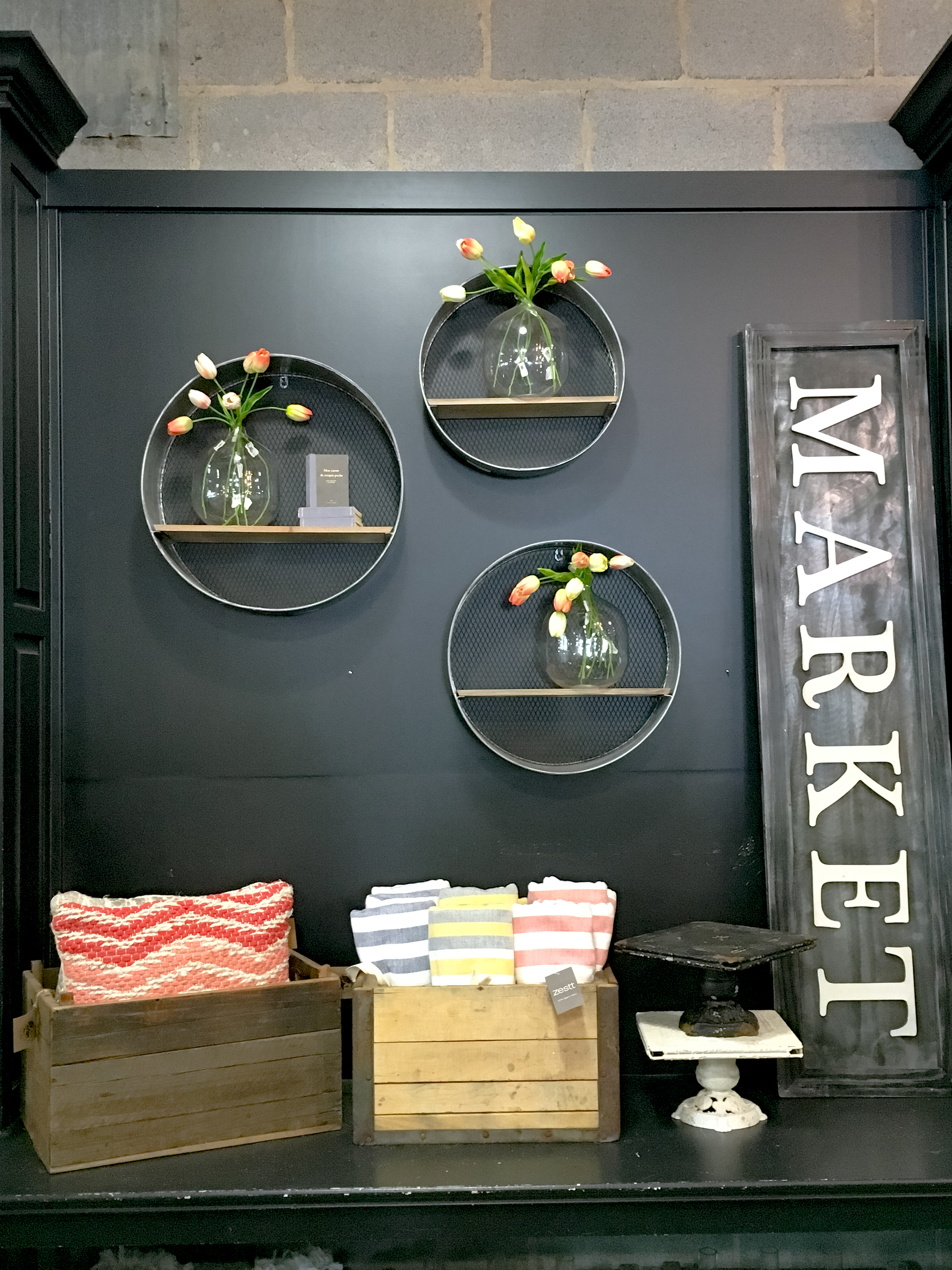 Magnolia Market Vignette - Fixer Upper on HGTV - Brightly & Co