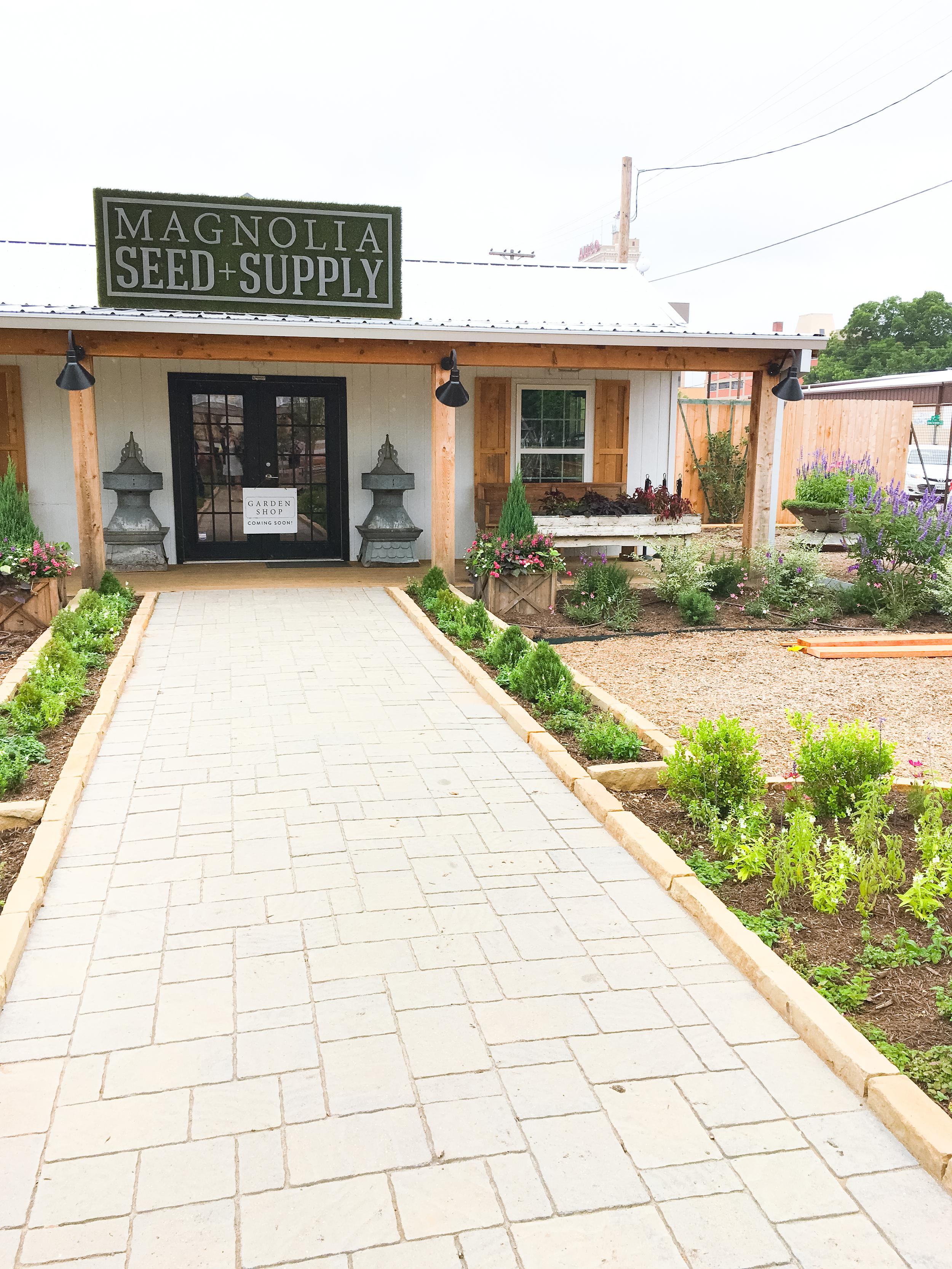 Magnolia Market - Garden Shop - Fixer Upper on HGTV - Brightly & Co