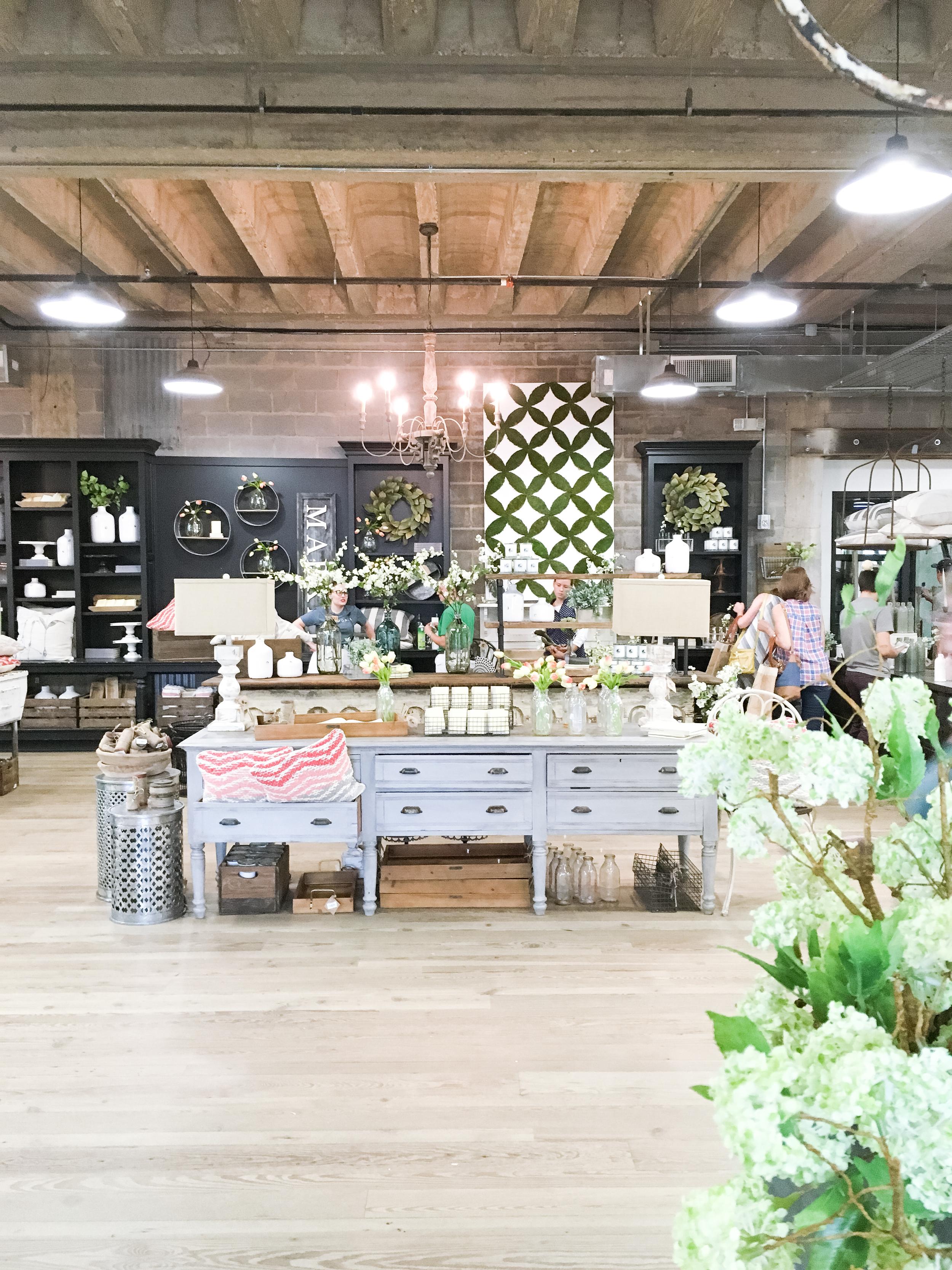 Magnolia Market Store Inside - Fixer Upper on HGTV - Brightly & Co