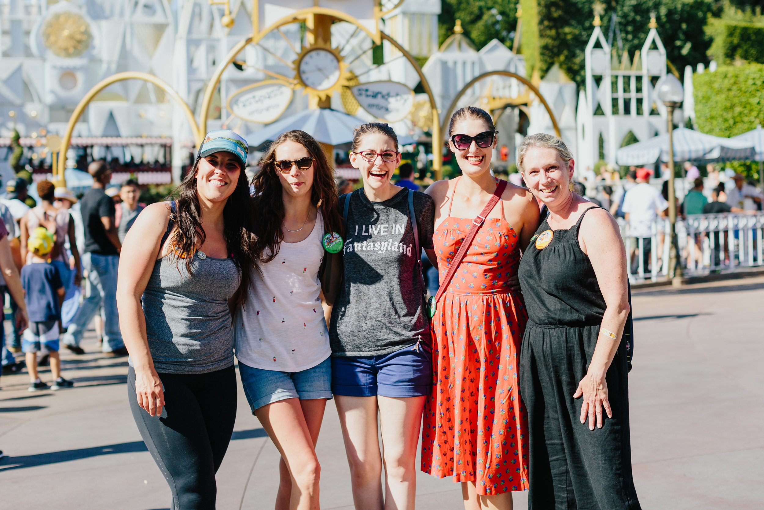 Brightly Immersive Mastermind - Disneyland 2018