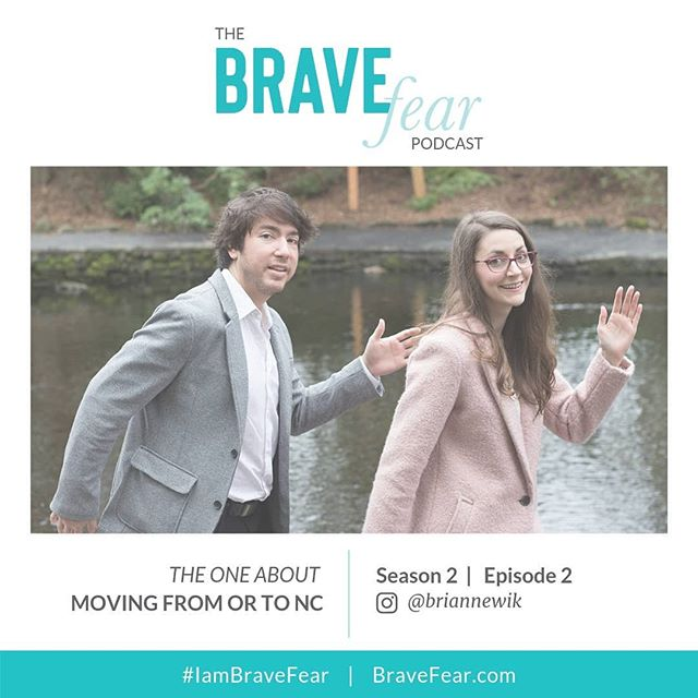 After a few months off, I'm back! with guest/husband/new podcast producer Bradley Wik, to catch you all up on why I've been gone for a bit. ⠀⠀⠀⠀⠀⠀⠀⠀⠀ The BIG NEWS first - We moved across the country from Portland, OR to Charlotte, NC! ⠀⠀⠀⠀⠀⠀⠀⠀⠀ In this episode, we'll be sharing what we learned and experienced before, during and after the trip. ⠀⠀⠀⠀⠀⠀⠀⠀⠀ HERE ARE A FEW HIGHLIGHTS: 🚙Learn some random facts about Brianne and Bradley, including their favorite local beer from Charlotte, what song Brianne can't stop singing, what Brianne misses from Portland, etc. ⠀⠀⠀⠀⠀⠀⠀⠀⠀ 🚙When traveling long distances with a cat, how do they pee and poo? ⠀⠀⠀⠀⠀⠀⠀⠀⠀ 🚙Fears around making huge life changes. ⠀⠀⠀⠀⠀⠀⠀⠀⠀ Tune in to the latest episode up now on Apple Podcasts, Stitcher and Spotify! Subscribe and leave us a review. ⠀⠀⠀⠀⠀⠀⠀⠀⠀ P.S. If you have any questions about our move, email Support@BrightlyandCo.com and we'll answer your questions on a future episode! ❤️