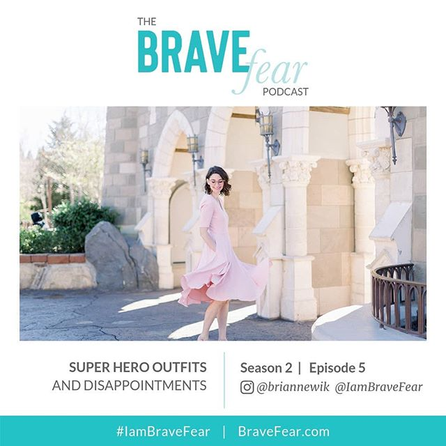 ** NEW PODCAST EPISODE ** ⠀⠀⠀⠀⠀⠀⠀⠀⠀ S2 Ep.05 - Superhero Outfits and Disappointments  https://brightlyandco.com/blog/s2ep5 ⠀⠀⠀⠀⠀⠀⠀⠀⠀ In this episode, Bradley and I discuss going to networking events, how anxiety shows up in my business (and some tips that can help) and steps I take when dealing with major disappointments. ⠀⠀⠀⠀⠀⠀⠀⠀⠀ 𝗛𝗲𝗿𝗲 𝗮𝗿𝗲 𝗮 𝗳𝗲𝘄 𝗵𝗶𝗴𝗵𝗹𝗶𝗴𝗵𝘁𝘀: ⠀⠀⠀⠀⠀⠀⠀⠀⠀ ✨In-person networking events may be stress-sweat-inducing, but are great ways to get involved in your community and hone your elevator pitch ✨Anxiety can show up in many ways in your business (mine is fatigue), but self-awareness is key to combat its negative effects ✨Fear is in our lives daily and can change our behavior without us even knowing. We play a scenario-game that shows how we should strive to be our Brave Fear selves every day ✨Disappointment affects us all at some point, I talk about a recent disappointment I faced and give 4 steps that helped me get through it in a healthier way and without playing the blame game ⠀⠀⠀⠀⠀⠀⠀⠀⠀ As always, the best parts happen in the conversations after the episode is out! Comment below and let me know if you have any questions OR if you have some tips that have helped you deal with disappointments. 👇