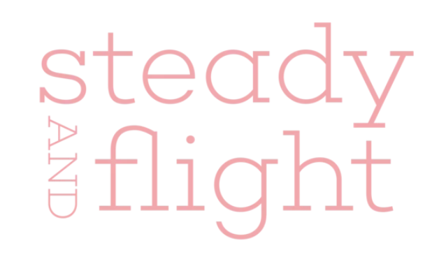 steady and flight - sponsor of the Brave Fear Retreat