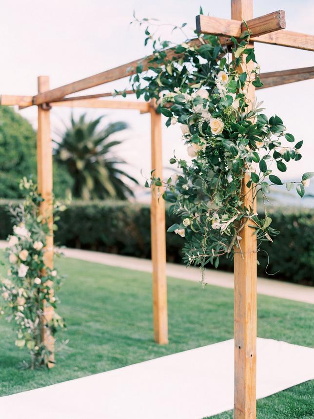 Bel Air Bay Club California Wedding Planner
