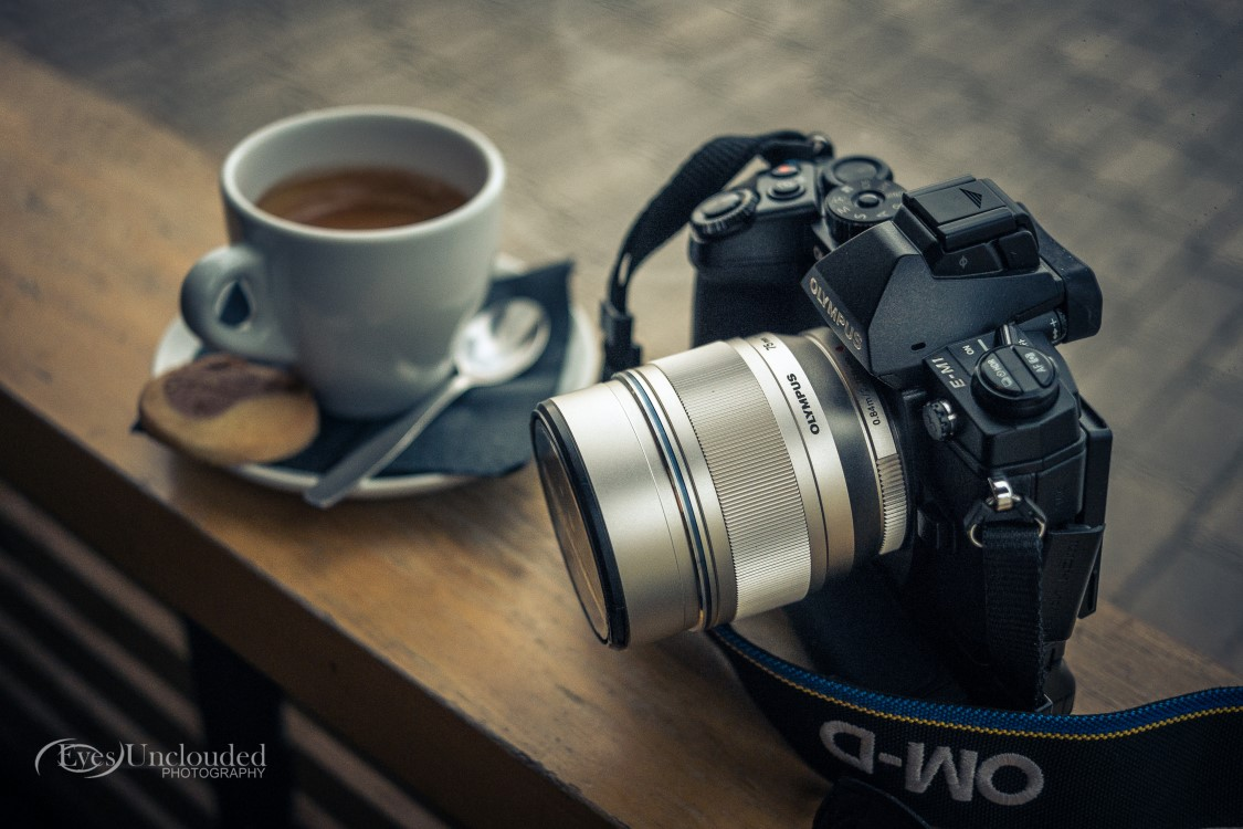 Shot taken using the Fujinon 27mm f/2.8, a max aperture and minimum focusing distance.