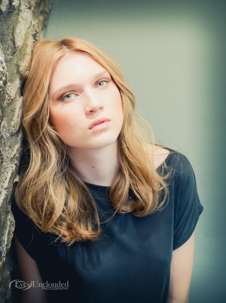 Model:  Ala Odolinska, Ace Models