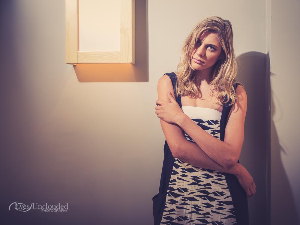 Jo-Marie Harteveld, Ace Models  Outfit: Gaffer & Fluf