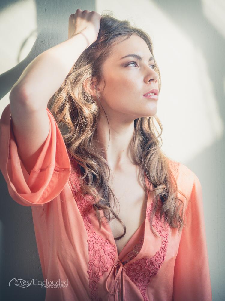 Paulina Gtuszek, Ace Models  Outfit: Kallisti
